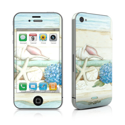 iPhone 4 Skin - Stories of the Sea