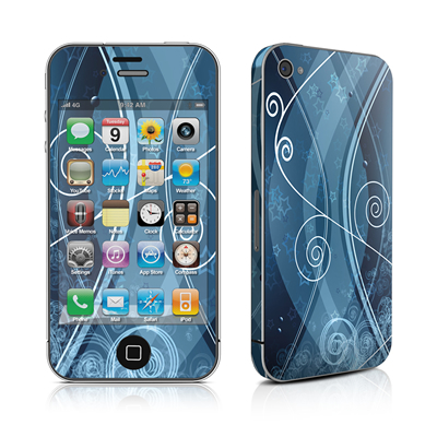 iPhone 4 Skin - Superstar