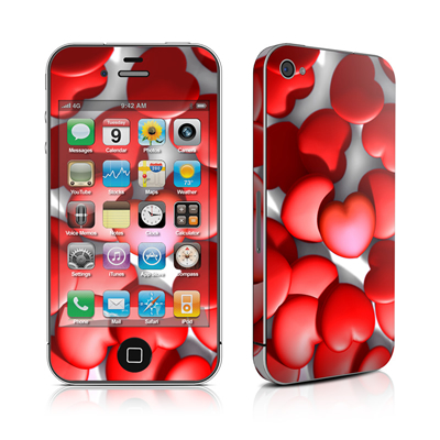 iPhone 4 Skin - Sweet Heart