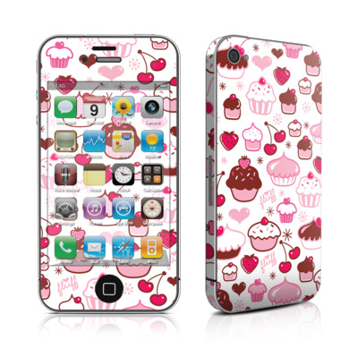 iPhone 4 Skin - Sweet Shoppe