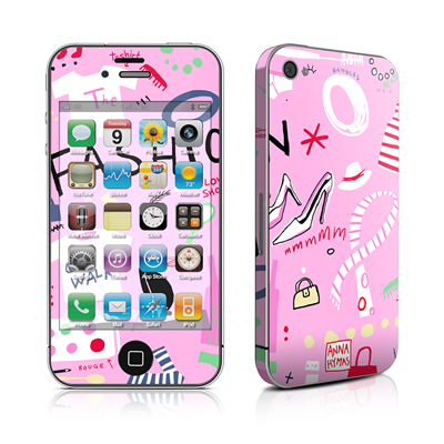 iPhone 4 Skin - Tres Chic