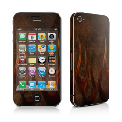 iPhone 4 Skin - Temple of Doom