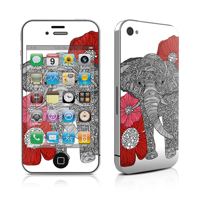 iPhone 4 Skin - The Elephant