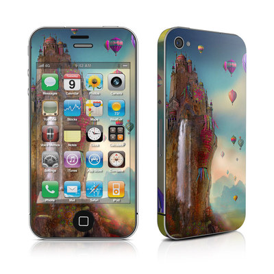 iPhone 4 Skin - The Festival