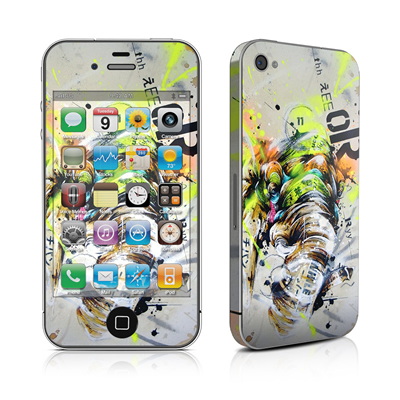 iPhone 4 Skin - Theory