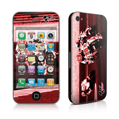 iPhone 4 Skin - Throttle