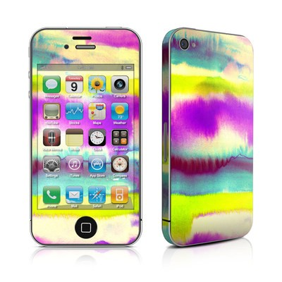 iPhone 4 Skin - Tidal Dream