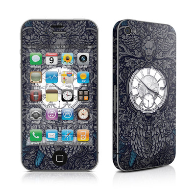 iPhone 4 Skin - Time Travel