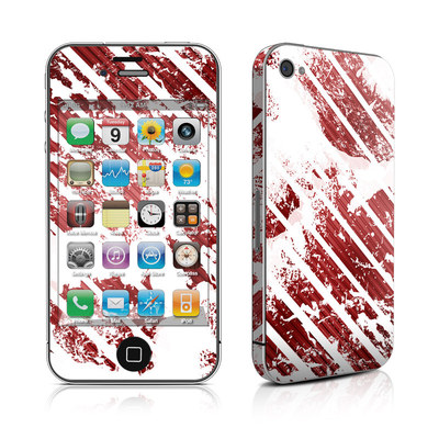 iPhone 4 Skin - Torn