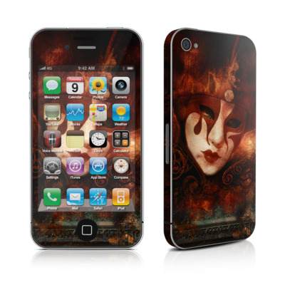 iPhone 4 Skin - To Rise Above