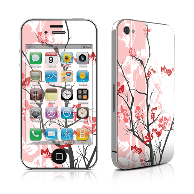 iPhone 4 Skin - Pink Tranquility