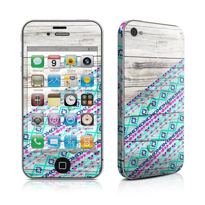 iPhone 4 Skin - Traveler
