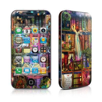 iPhone 4 Skin - Treasure Hunt