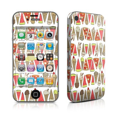 iPhone 4 Skin - Treats