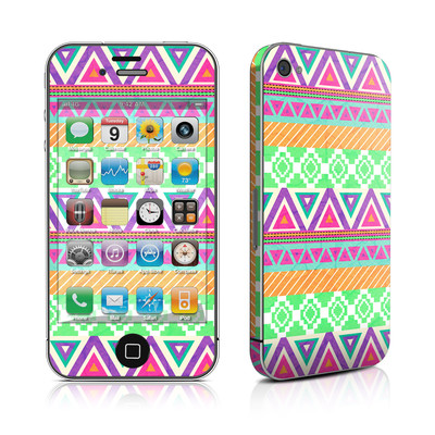 iPhone 4 Skin - Tribe