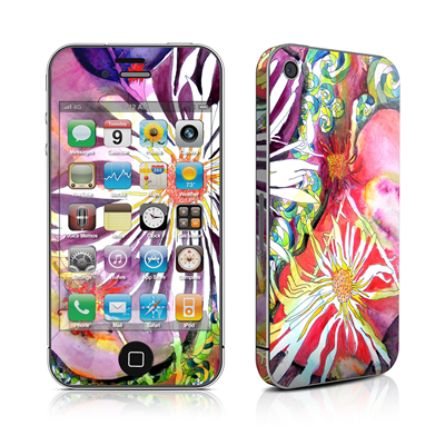 iPhone 4 Skin - Truffula