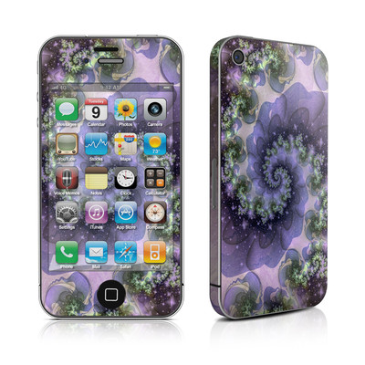 iPhone 4 Skin - Turbulent Dreams