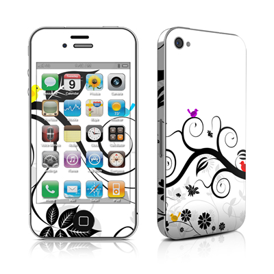 iPhone 4 Skin - Tweet Light
