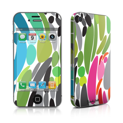 iPhone 4 Skin - Twist