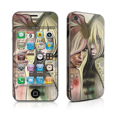iPhone 4 Skin - Two Betties