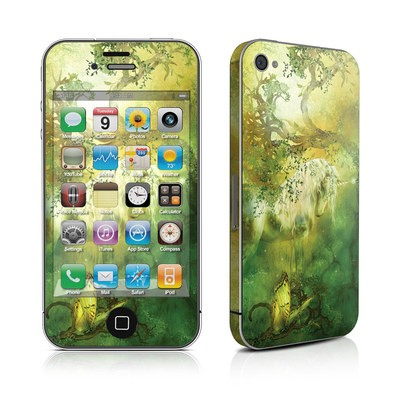 iPhone 4 Skin - Unicorn
