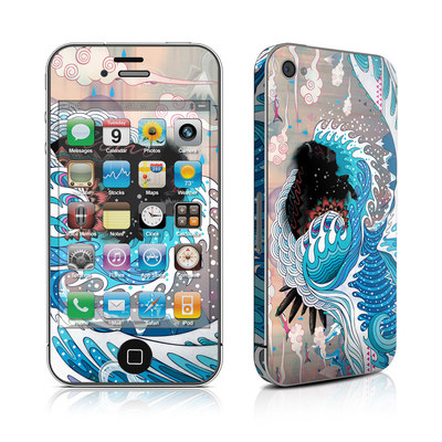 iPhone 4 Skin - Unstoppabull