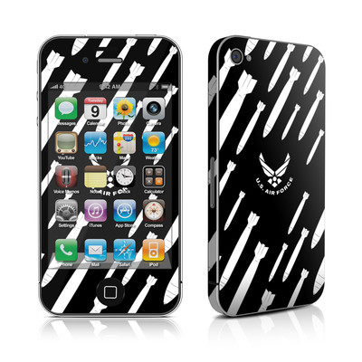 iPhone 4 Skin - Bombs Away