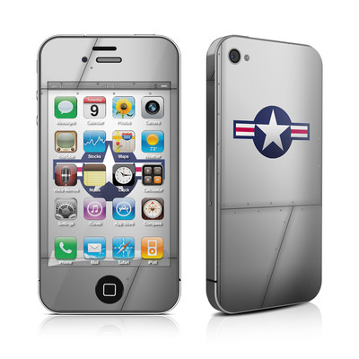 iPhone 4 Skin - Wing