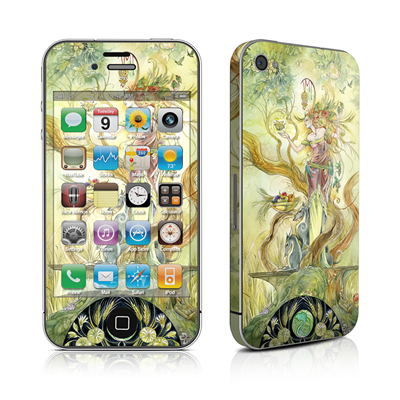 iPhone 4 Skin - Virgo