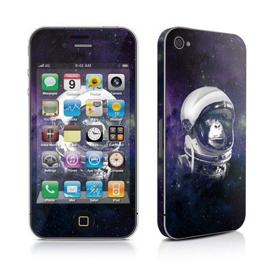 iPhone 4 Skin - Voyager