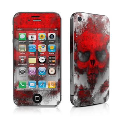 iPhone 4 Skin - War Light