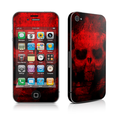 iPhone 4 Skin - War