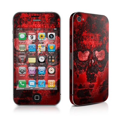 iPhone 4 Skin - War II