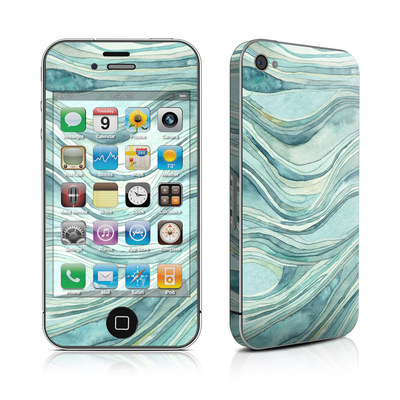 iPhone 4 Skin - Waves