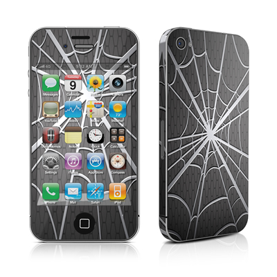 iPhone 4 Skin - Webbing