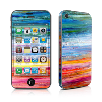 iPhone 4 Skin - Waterfall