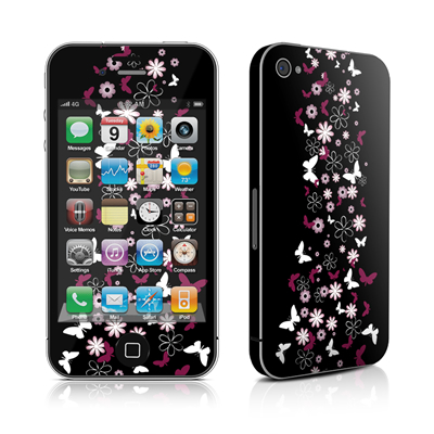 iPhone 4 Skin - Whimsical