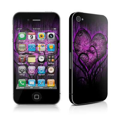 iPhone 4 Skin - Wicked