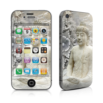 iPhone 4 Skin - Winter Peace