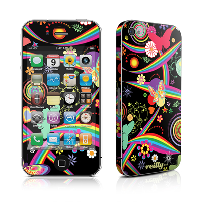 iPhone 4 Skin - Wonderland