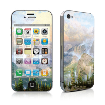 iPhone 4 Skin - Yosemite Valley