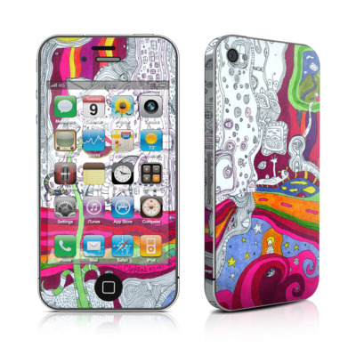 iPhone 4 Skin - In Your Dreams