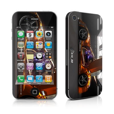 iPhone 4 Skin - Z33 Light