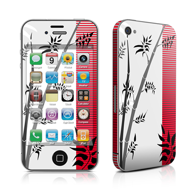 iPhone 4 Skin - Zen
