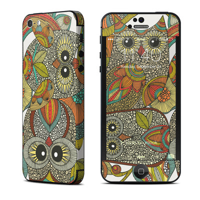 Apple iPhone 5 Skin - 4 owls