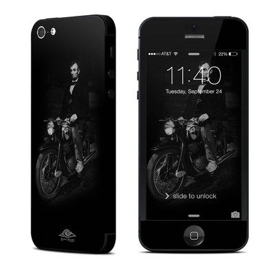 Apple iPhone 5 Skin - Abe