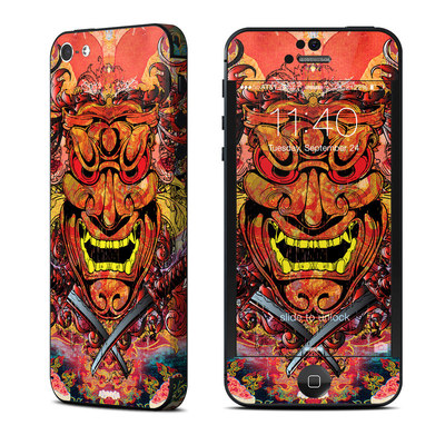 Apple iPhone 5 Skin - Asian Crest