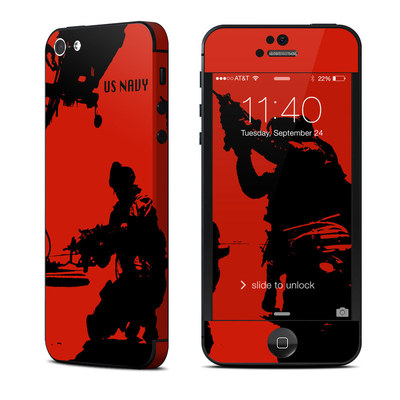 Apple iPhone 5 Skin - Airborne