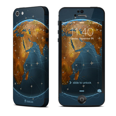 Apple iPhone 5 Skin - Airlines