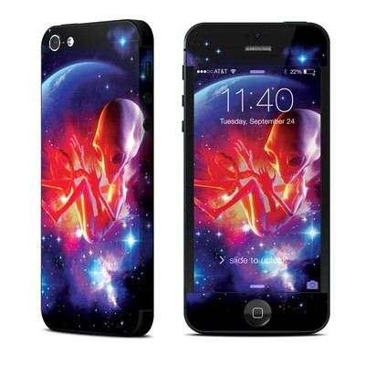 Apple iPhone 5 Skin - Alien Embryo